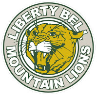Liberty Bell Mountain Lions Mascot