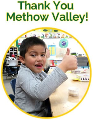 Thank You Methow Valley Community!