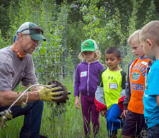 KinderDiscover at Twisp Ponds
