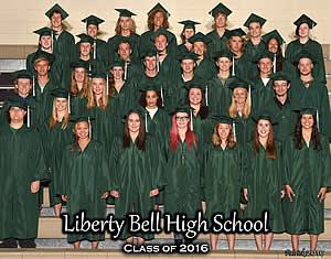 Liberty Bell High School Class-of-2016