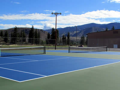 MVSD Tennis Court Improvements