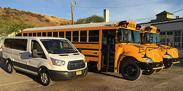 MVSD Transportation - New Buses & Van