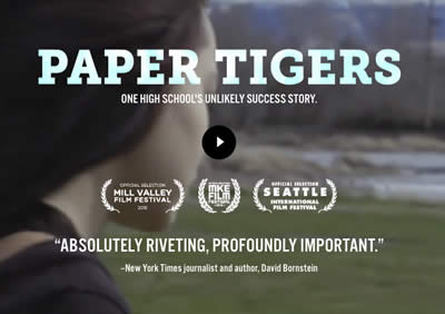 Paper Tigers: One High Schools Unlikely Success Story