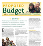 2017-18 Proposed Budget Priorities