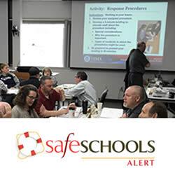 Project Safe & Secure - Safe Schools Alert Program