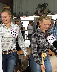 4H Club at Okanogan County Fair