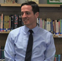 New MVE Principal Paul Gutzler