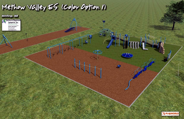 MVES Playground Plans