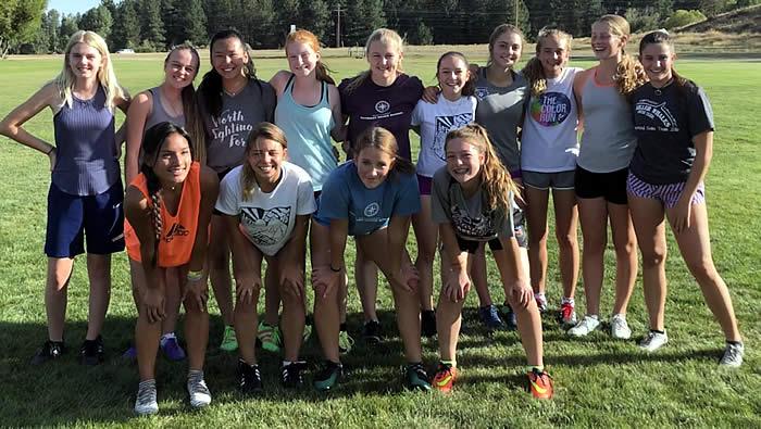 2019 LBHS Girls Soccer Team