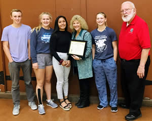 Debbie Bair - Kiwanis Everyday Hero
