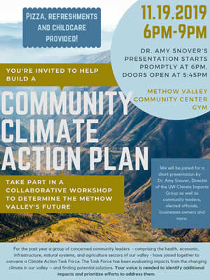 Methow Valley Community Climate Action Plan Workshop