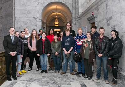 ILC State Capitol Tour