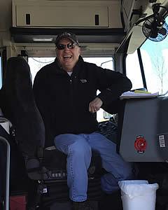 Bus Driver - Vince