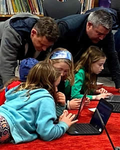 Hour of Code Event