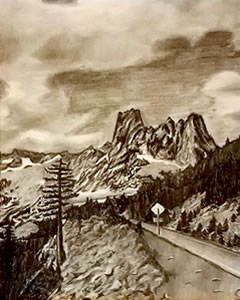 Greta Laesch, Washington Pass