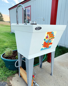 MVSD Handwashing Station