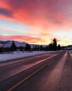 Methow Valley Sunrise