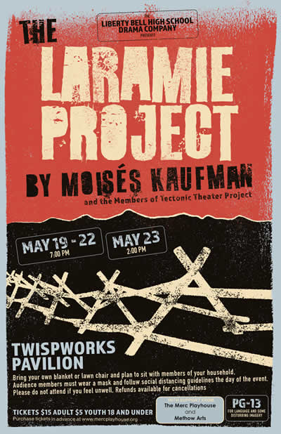 Liberty Bell Drama Company - The Laramie Project