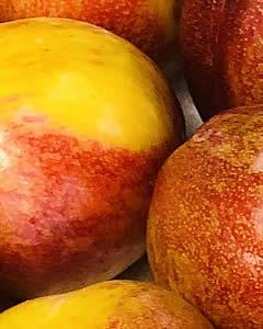 Fruit for snacks