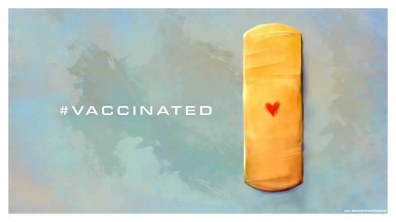 """""""Vaccinated"""" by Zelley"""