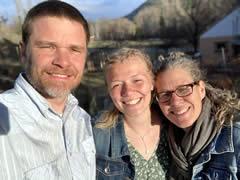 Nate Chrastina and family