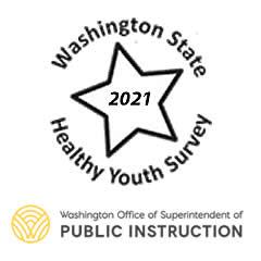 WA Healthy Youth Survey and OSPI Logos